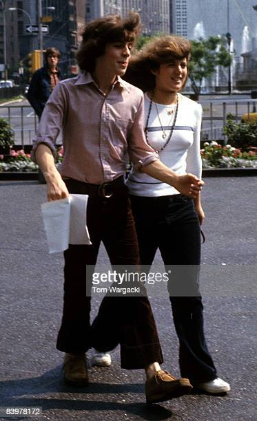 John Kennedy Jr and Caroline Kennedy
