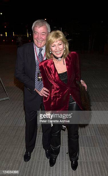 John Kennerley and Kerri-Anne Kennerley arrive for the opening night of the Cirque du Soleil production of 'Alegria' under the Grand Chapiteau at...