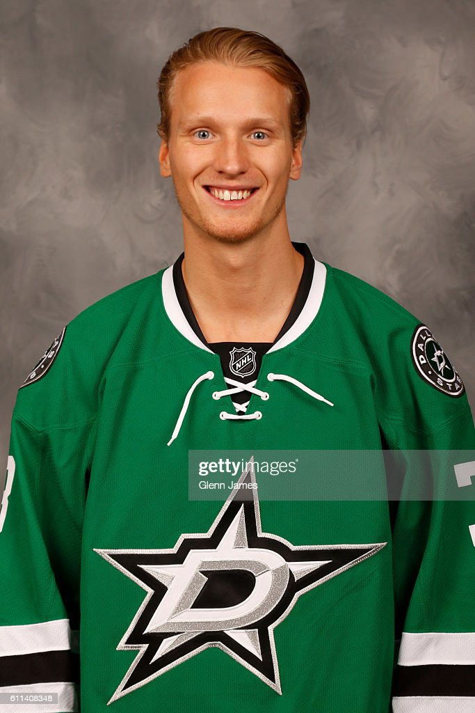 Dallas Stars Headshots