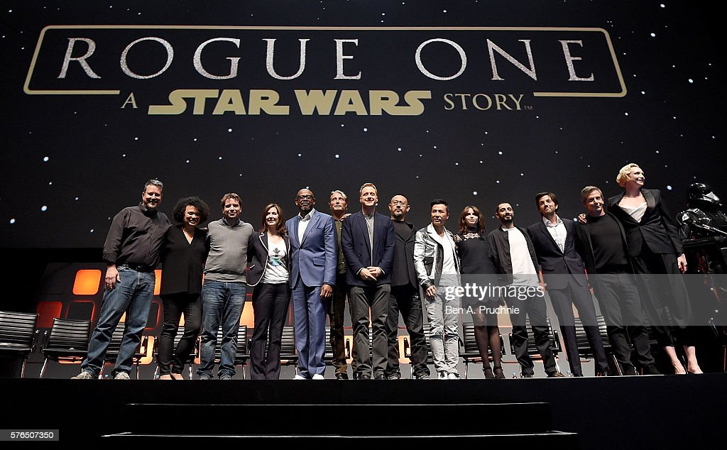 Star Wars Celebration 2016 : News Photo