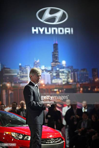 30 Top Hyundai Motor America Ceo Pictures, Photos and Images
