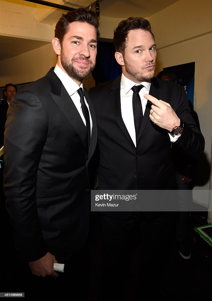 20th Annual Critics' Choice Movie Awards - Backstage And Audience : News Photo