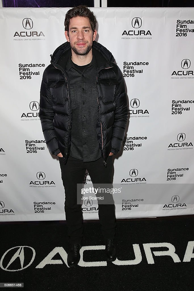 """The Hollars"" Premiere Party At The Acura Studio At Sundance Film Festival 2016 - 2016 Park City"