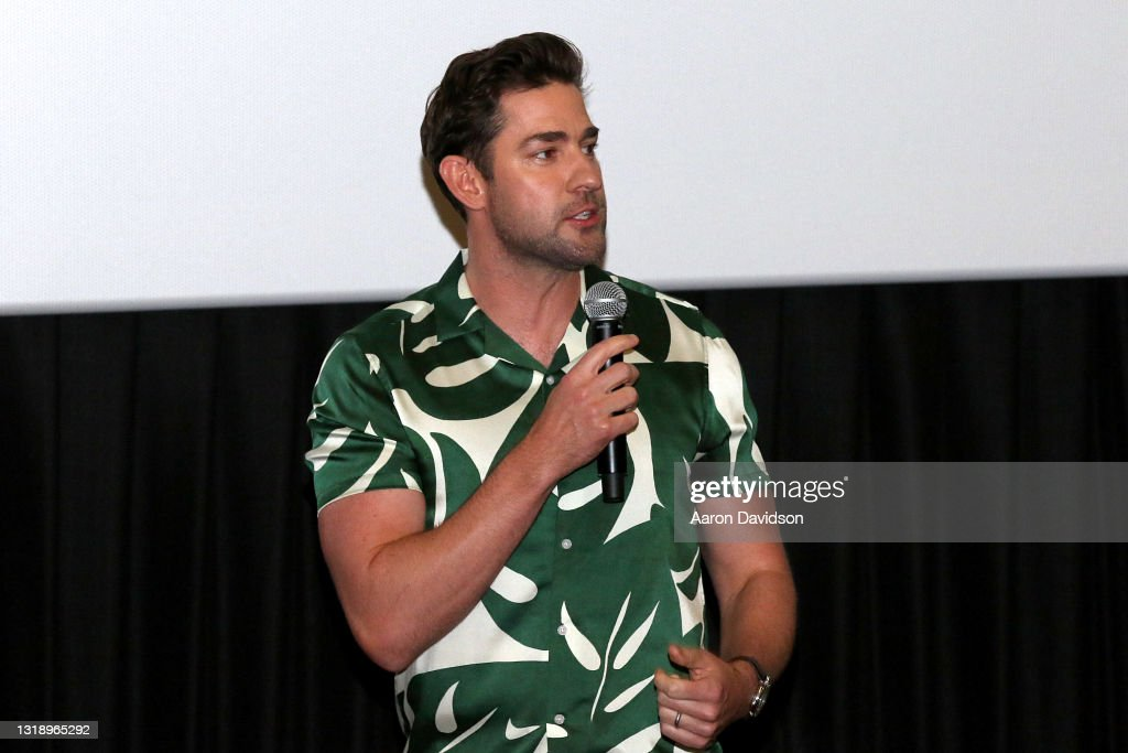 A Quiet Place Part II - Miami  Screenings : News Photo