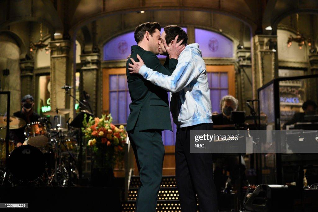 Saturday Night Live - Season 46 : News Photo