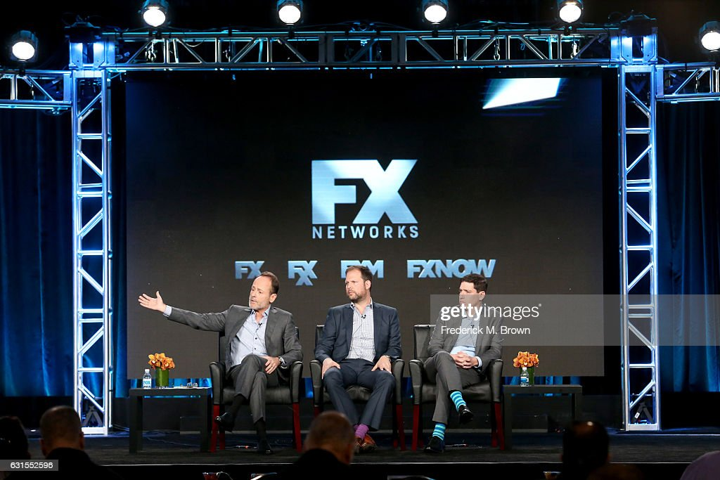 John Landgraf, CEO, FX Networks & FX Productions and