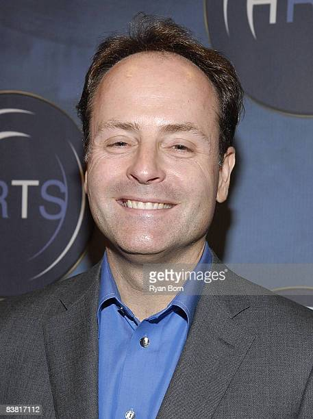 John Landgraf, President/General Manager FX Networks, attends HRTS Presents The Cable Chiefs Newsmaker Luncheon at the Hyatt Regency Century Plaza...