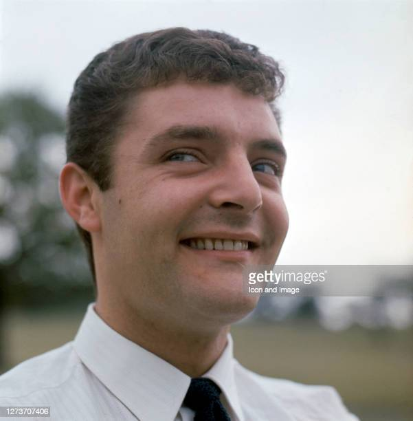 John Lantree bassist for the English beat group the Honeycombs in London England 1964