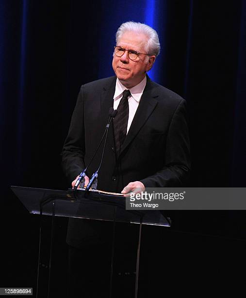 John Larroquette attends the 63rd annual Writers Guild Awards at the AXA Equitable Center on February 5 2011 in New York City