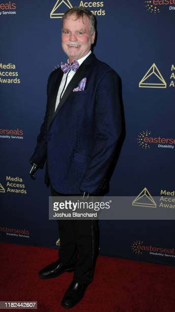 John Lawson attends the 40th Annual Media Access Awards In Partnership With Easterseals at The Beverly Hilton Hotel on November 14, 2019 in Beverly...