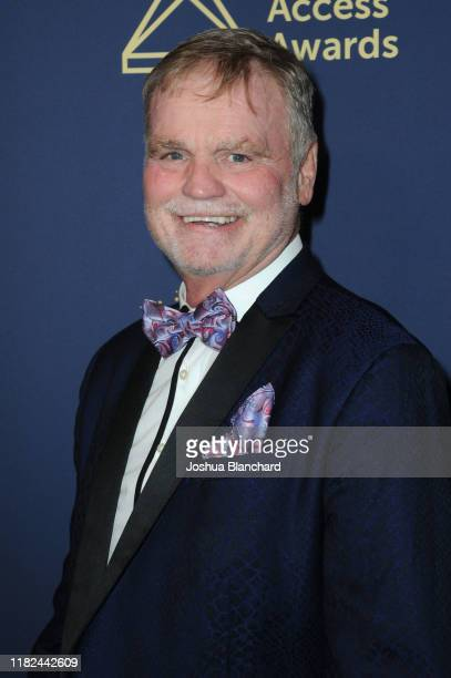 John Lawson attends the 40th Annual Media Access Awards In Partnership With Easterseals at The Beverly Hilton Hotel on November 14 2019 in Beverly...