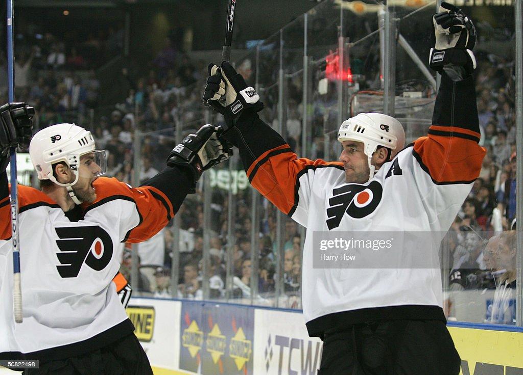Eastern Conference Finals: Flyers v Lightning : ニュース写真