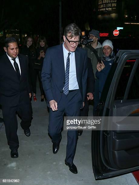 John Lee Hancock is seen on January 11 2017 in Los Angeles California
