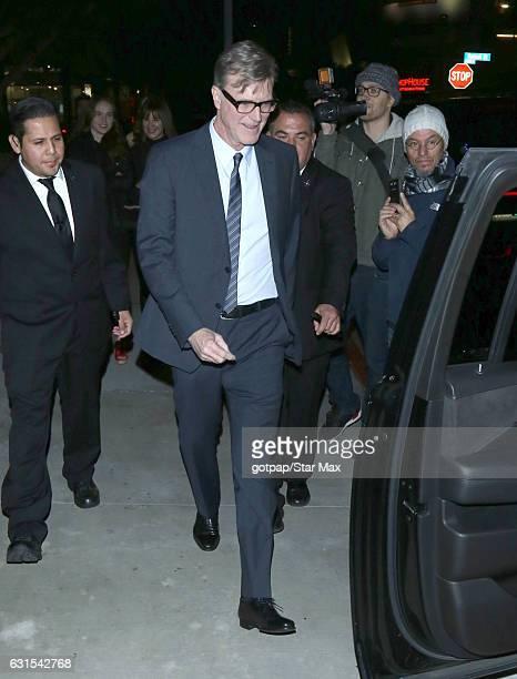 John Lee Hancock is seen on January 11 2017 in Los Angeles