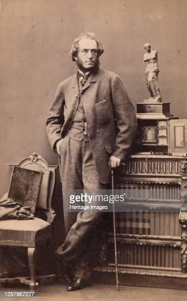John Leech 1860s Artist Camille Silvy
