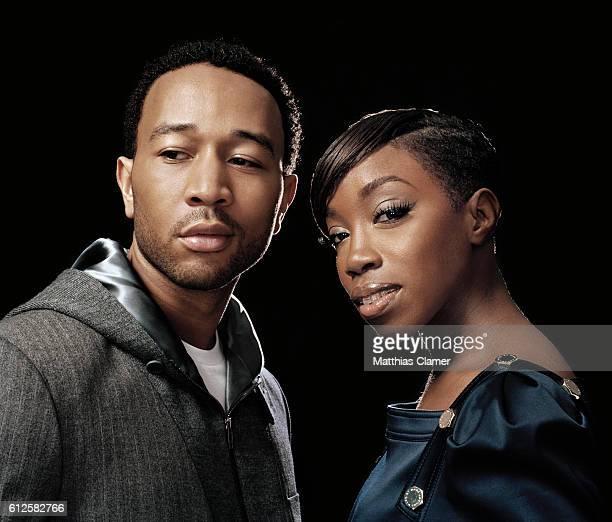 John Legend and Estelle