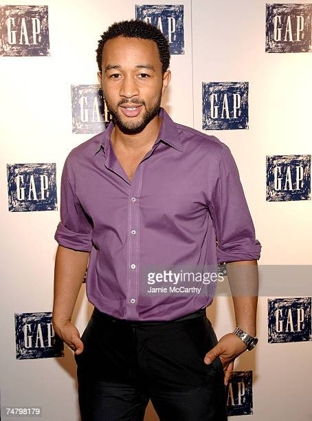 John Legend at the The Supper Club in New York City New York