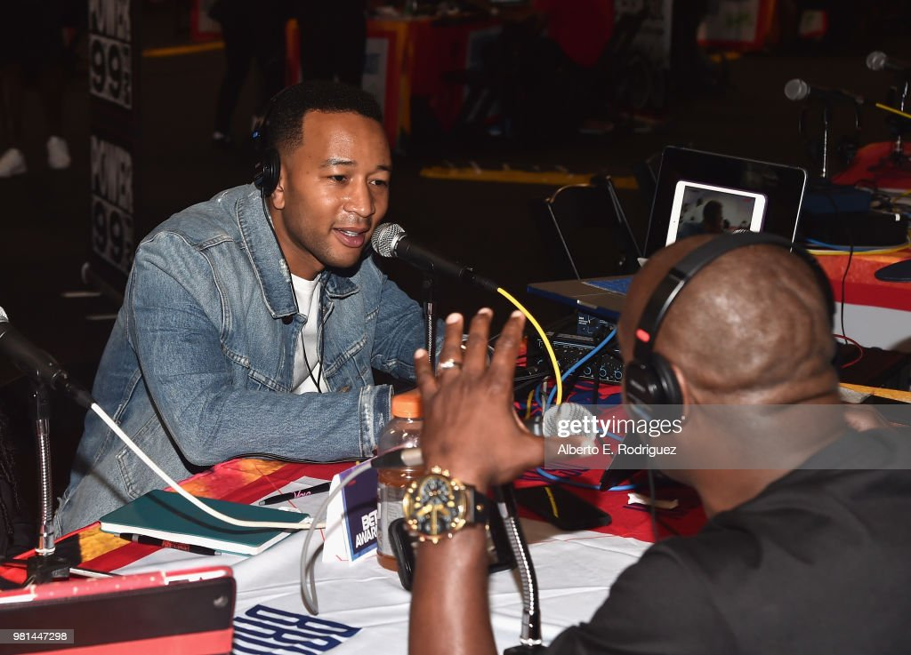 2018 BET Awards Radio Remotes - Day 1