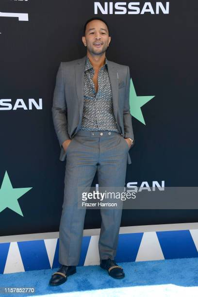 John Legend attends the 2019 BET Awards on June 23, 2019 in Los Angeles, California.
