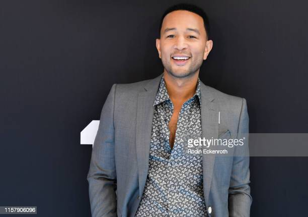 John Legend attends the 2019 BET Awards on June 23 2019 in Los Angeles California