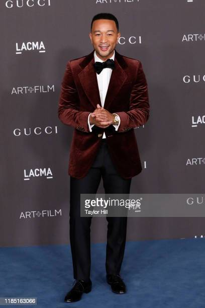 John Legend attends the 2019 LACMA Art + Film Gala at LACMA on November 02, 2019 in Los Angeles, California.
