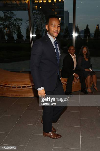 John Legend attends the Wellness In The Schools 10th Anniversary Gala at Riverpark on May 5 2015 in New York City