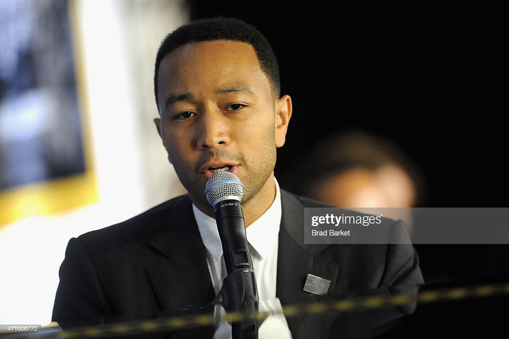 "POLITICO Hosts ""An Evening With John Legend"" To Kick-Off White House Correspondents' Weekend : News Photo"