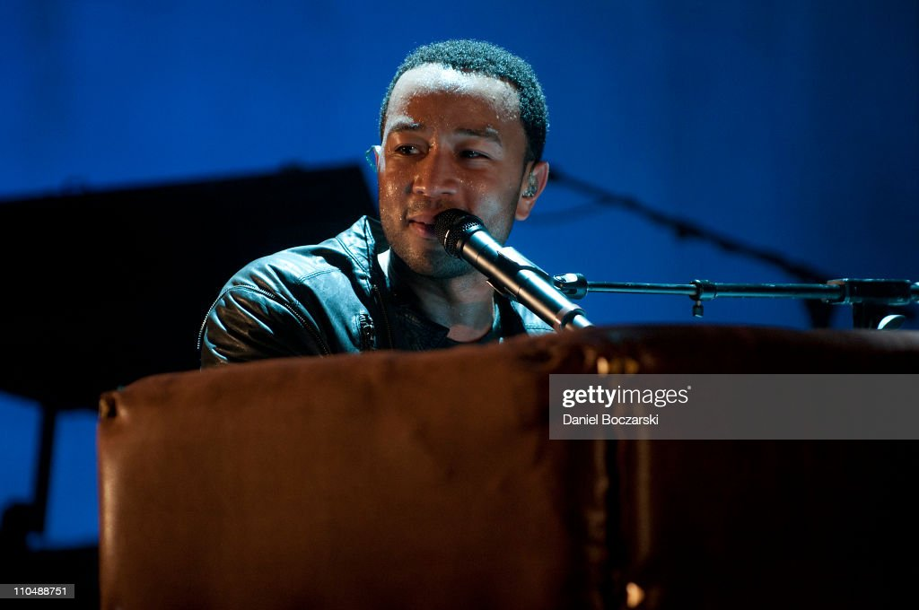 John Legend performs during VEVO Presents: G O O D  Music at