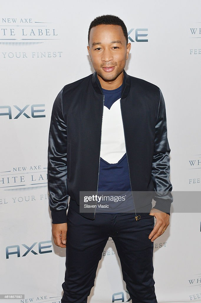 John Legend And AXE Launch The AXE White Label Collective