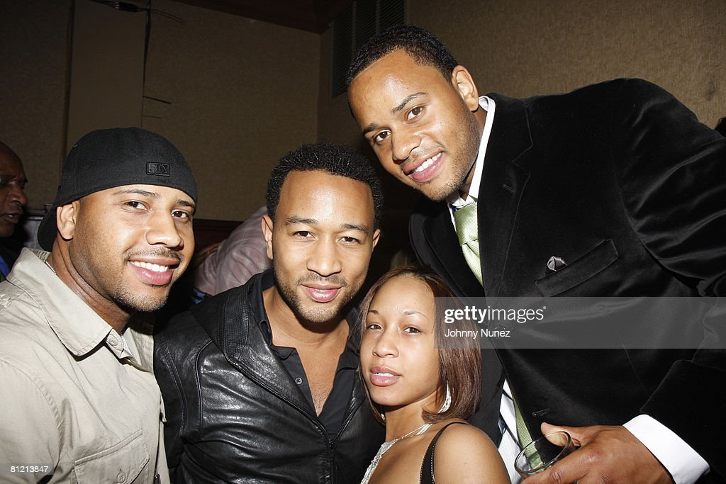 John Legend Hosts Birthday Bash For his Brother, Vaughn Anthony : News Photo