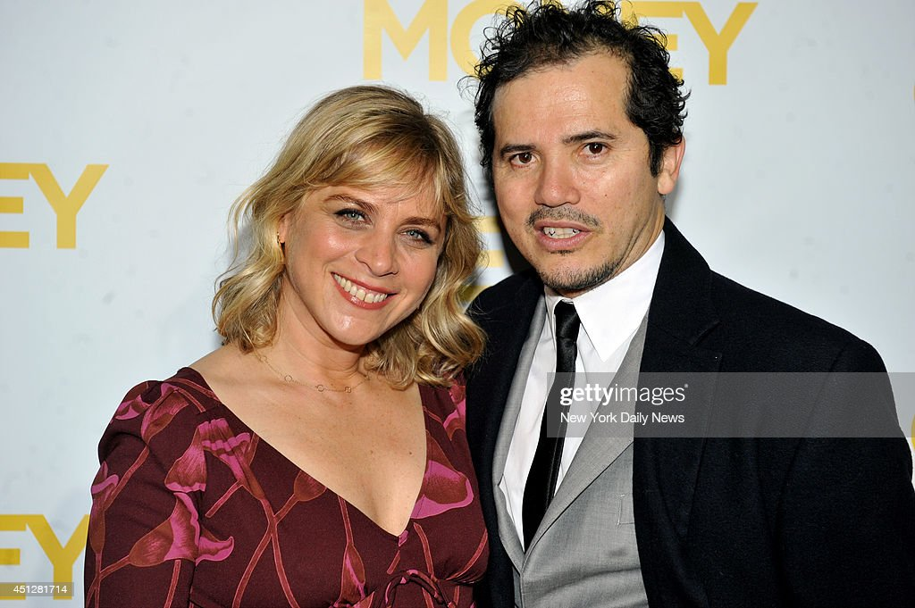 John Leguizamo and wife Justine Maurer at 'One For The ...