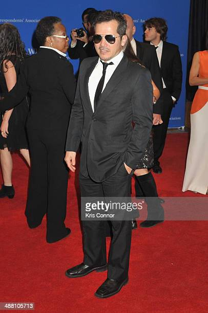 John Leguizamo attends the 100th Annual White House Correspondents' Association Dinner at the Washington Hilton on May 3 2014 in Washington DC