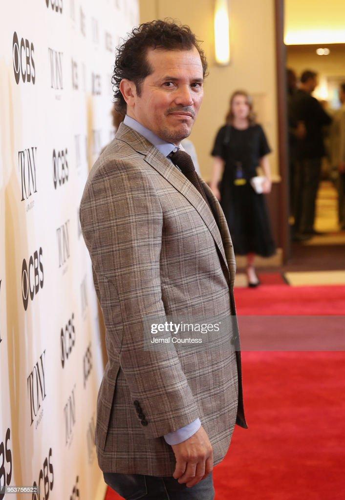 2018 Tony Awards Meet The Nominees Press Junket