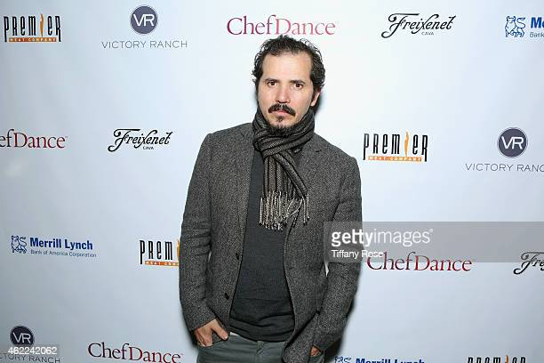 John Leguizamo attends the ChefDance 2015 presented by Victory Ranch and Sponsored by Merrill Lynch, Freixenet and Anchor Distilling on January 25,...