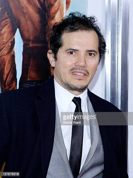John Leguizamo attends the One for the Money premiere at the AMC Loews Lincoln Square on January 24 2012 in New York City