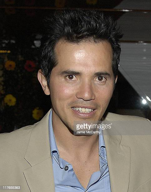John Leguizamo during 2005 Cannes Fiilm Festival AnheuserBusch Hosts 'Land of the Dead' Party at AnheuserBusch Big Eagle Yacht in Cannes France