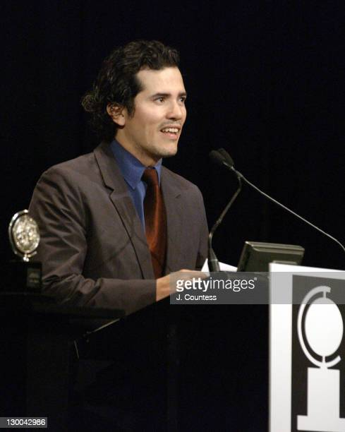 John Leguizamo during 58th Annual Tony Awards Nominee Announcements at Hudson Theater in New York City New York United States