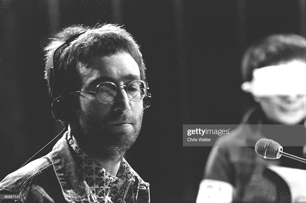 John Lennon 1970 Plastic Ono Band on 'Top Of The Pops'