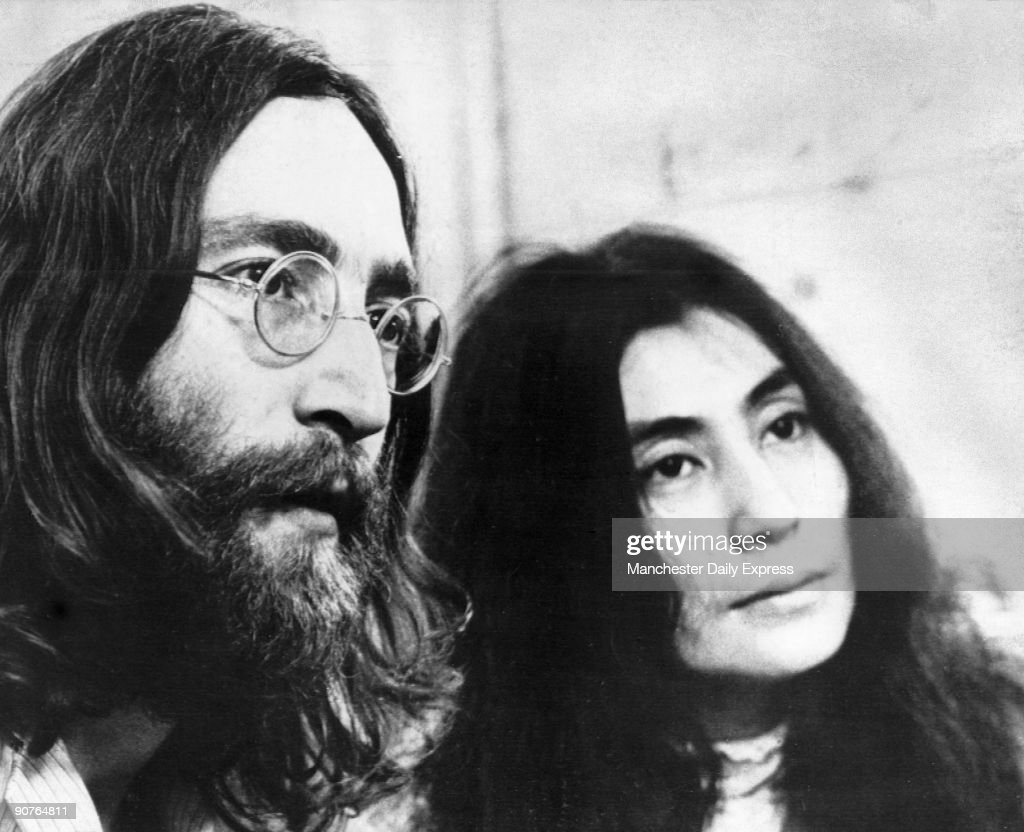 John Lennon 1940 1980 Formed The Beatles In 1960 With Paul McCartney