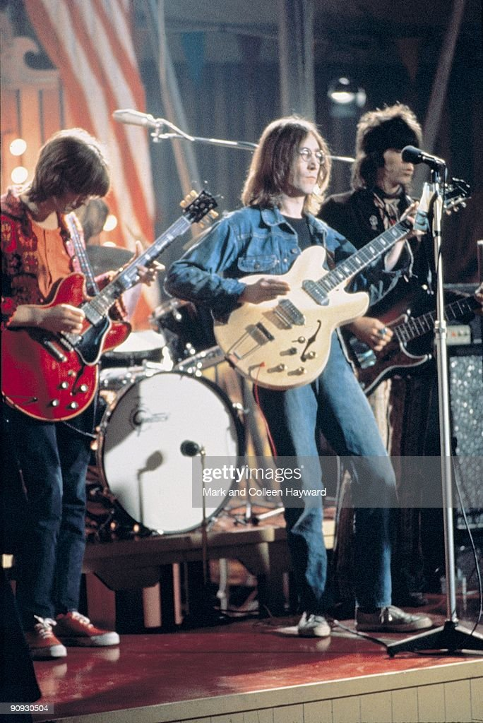 Rock N Roll Circus : News Photo