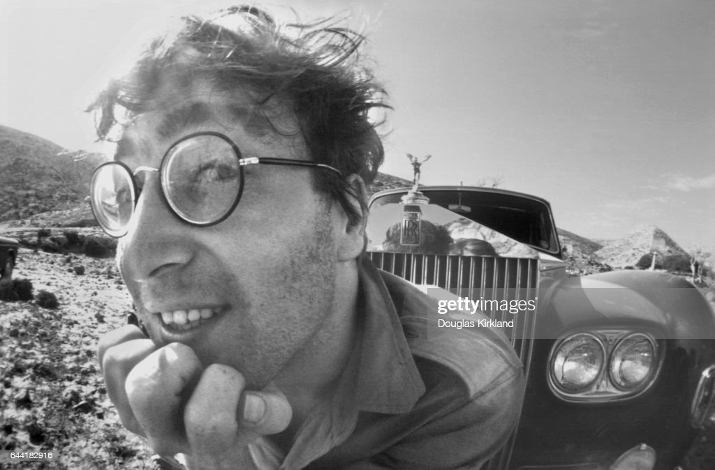 John Lennon and Rolls-Royce