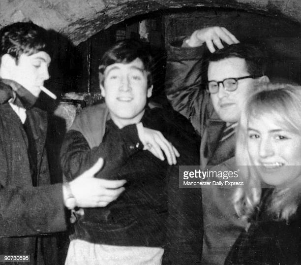 John Lennon with Cynthia Lennon at the Cavern Club Before being signed to Parlophone in 1962 The Beatles were found playing in the Cavern Club in...