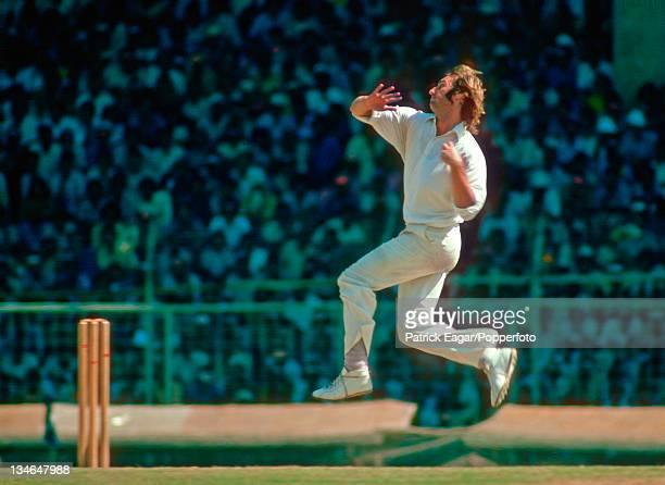 John Lever, India v England, 3rd Test, Madras, Jan 1976-77.