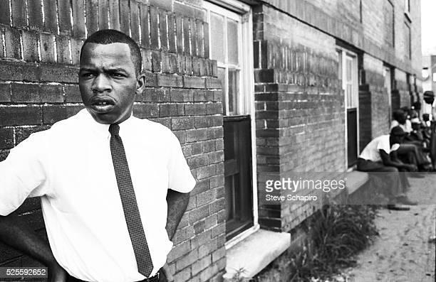 John Lewis Civil Rights activist