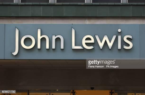 John Lewis store on Oxford Street.