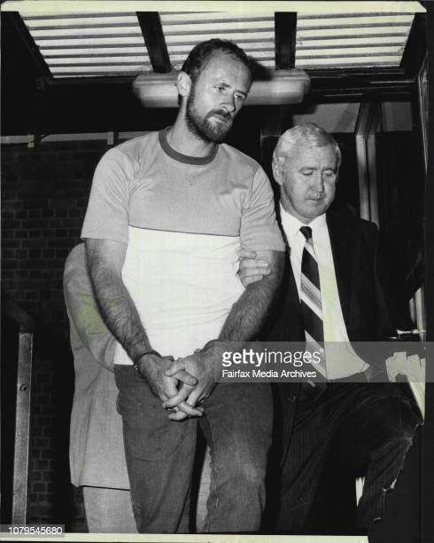 John Lewthwaite after his recapture at Wyong police stationBut it is ***** months since the NSW Government sound under a similar attack after a...