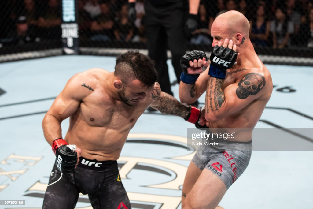 UFC 224: Nunes v Pennington : News Photo