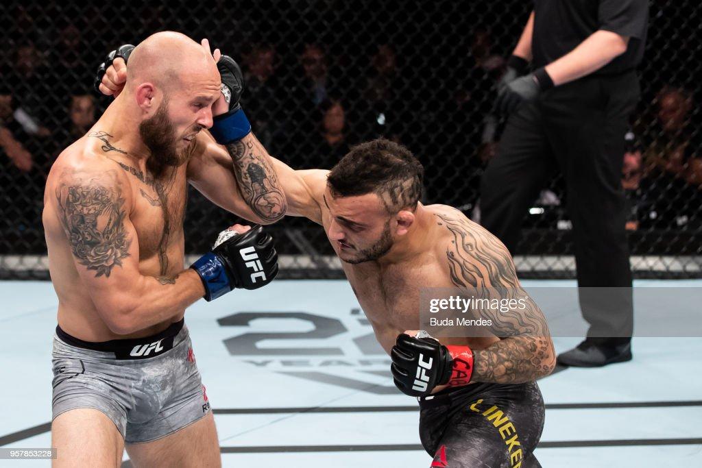 UFC 224: Nunes v Pennington
