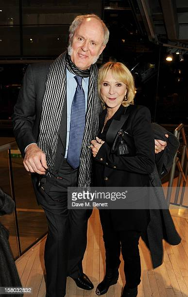 John Lithgow and Felicity Kendal attend an after party following the press night performance of Matthew Bourne's Sleeping Beauty at Sadler's Wells...
