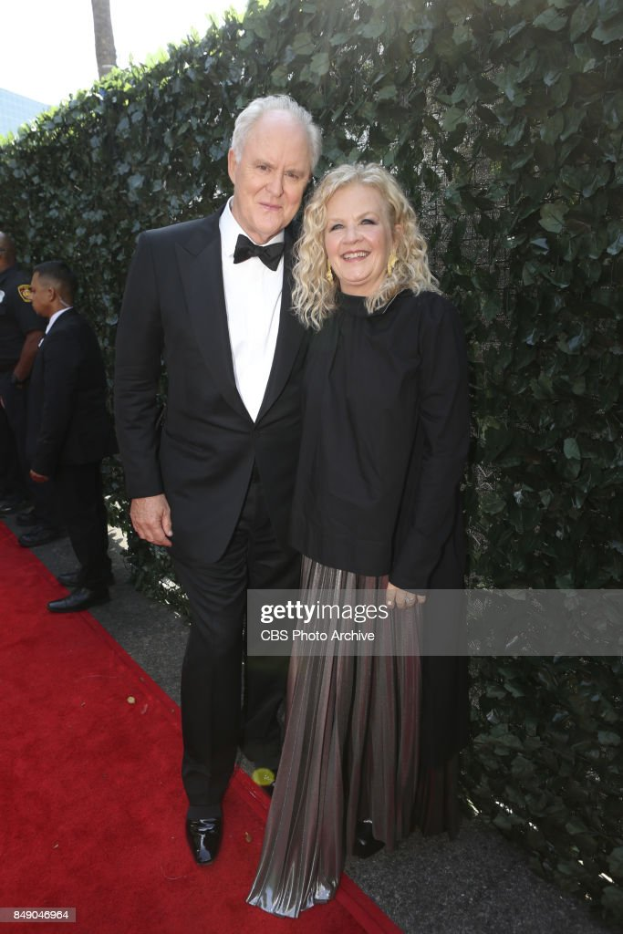 69th Primetime Emmy Awards : News Photo